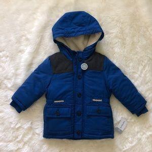 New Carter's Heavy Winter Jacket 3T